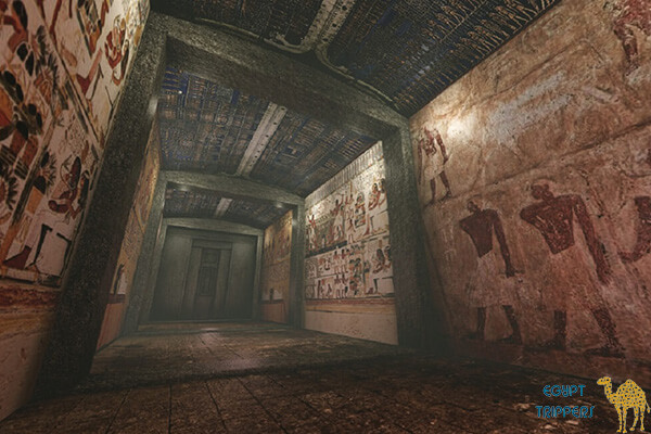 The Tomb of King Tuthmosis the Third