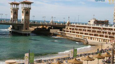 Tourism in Alexandria