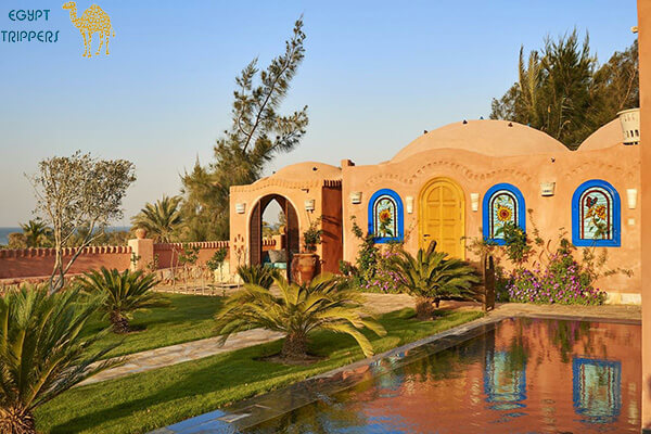 Village of Tunis