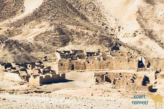 Village of pilgrims