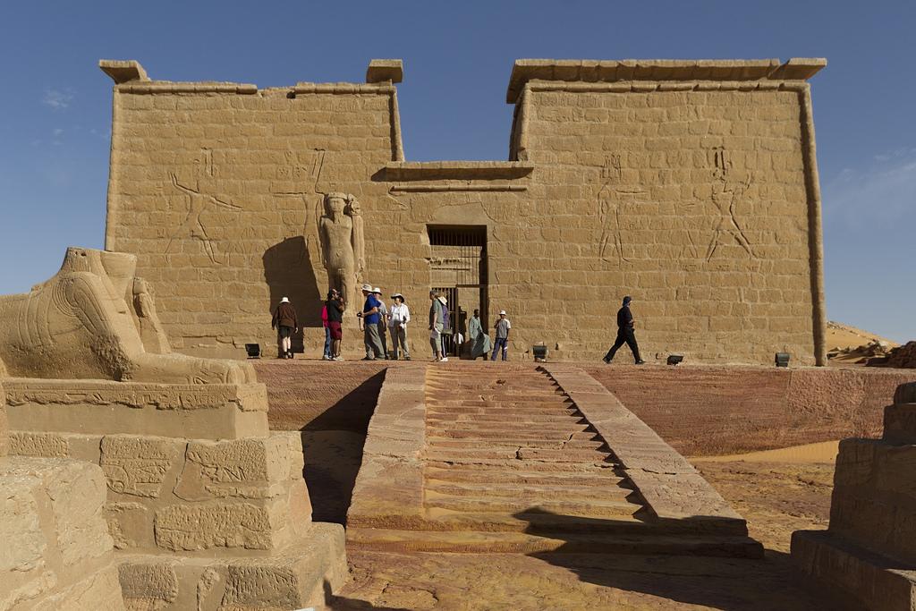 Day 07: Wadi El Saboua