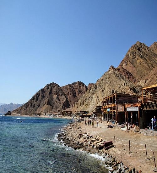 Day 09: Flight to Sharm el Sheikh & Overnight in Dahab