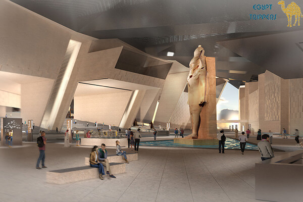 Collections of the Grand Egyptian Museum
