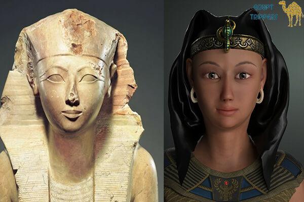 the female pharaoh