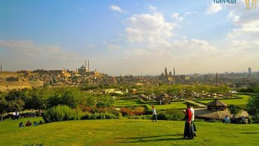 important recreational places in Cairo