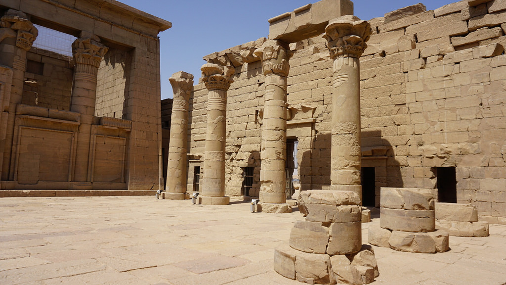 Day 08: Kalabsha and Beit El Wali - Transfer to Luxor