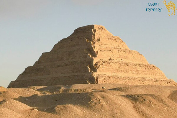 The pyramid of Saqqara al-Madjid