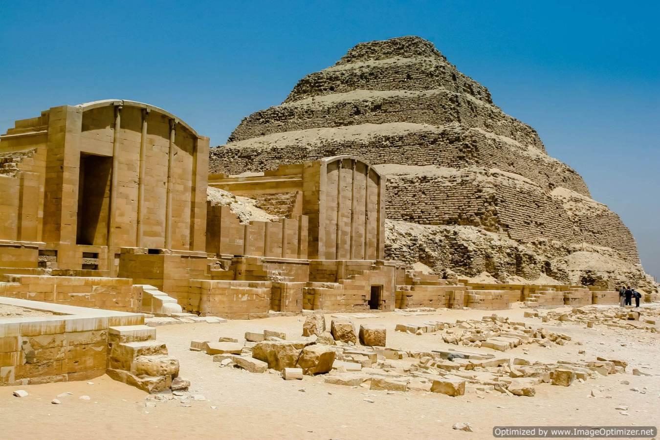 Day 02:Egypt Pyramids Tour