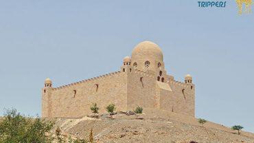 The Mausoleum of Aga Khan