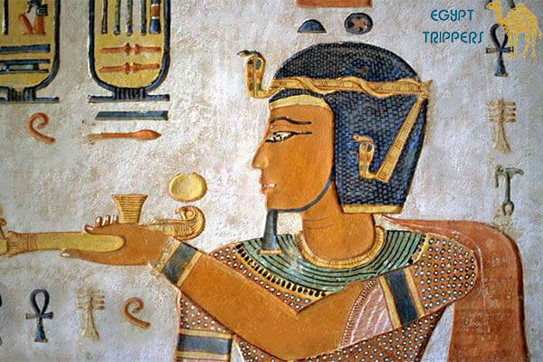 The Tomb of Queen Titi