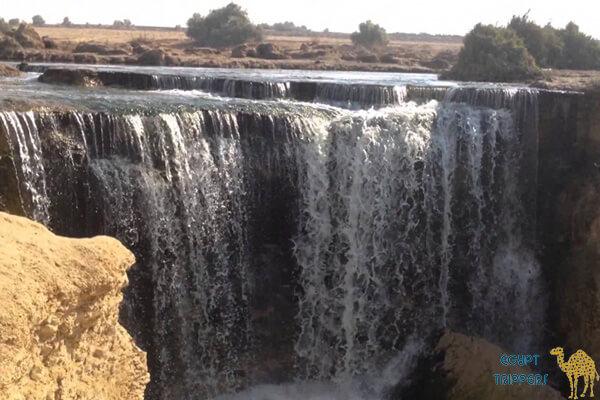 the valley of Al Rayyan