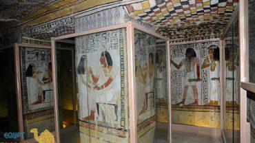 tomb of Sennefer